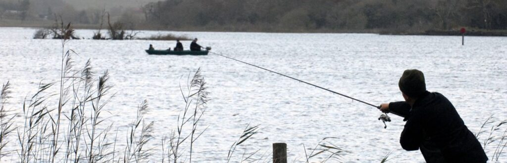 Learn to Fish with a local guide on this Slow Adventure in Leitrim