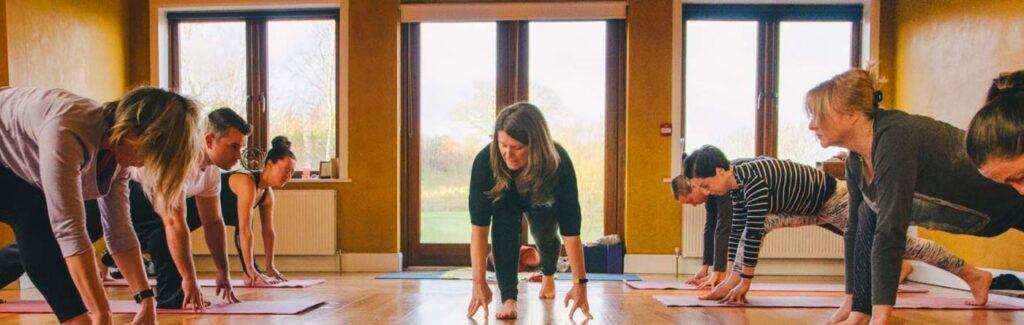 Enjoy Ard Nahoo Yoga Retreat as part of your Slow Adventure