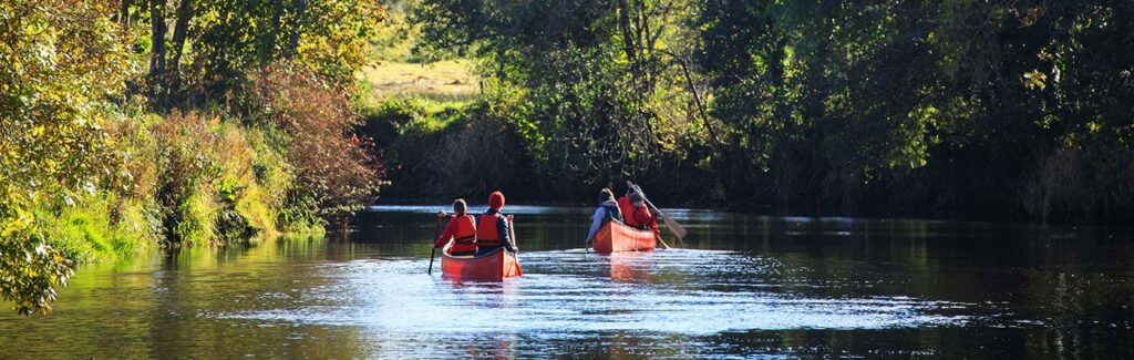 Exploring the Waterways of Leitrim by Canadian Canoe on a Slow Adventure