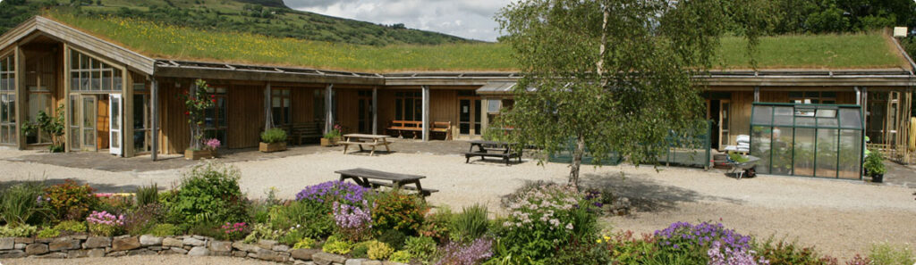 The Organic Centre will inspire you in organic and sustainable horticulture