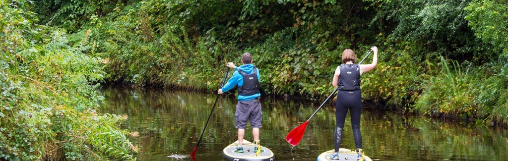 Paddle the Shannon Blueway on this Slow Adventure