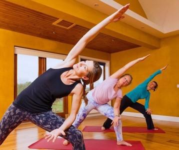 Yoga Class in Leitrim